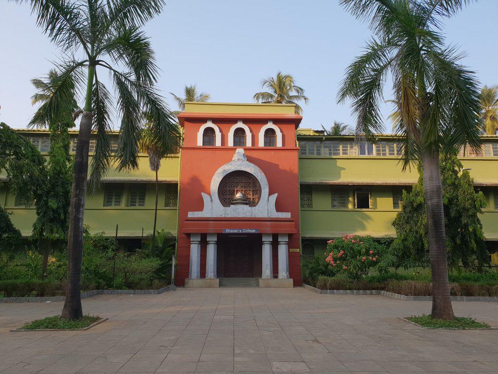 Bhavans College Andheri